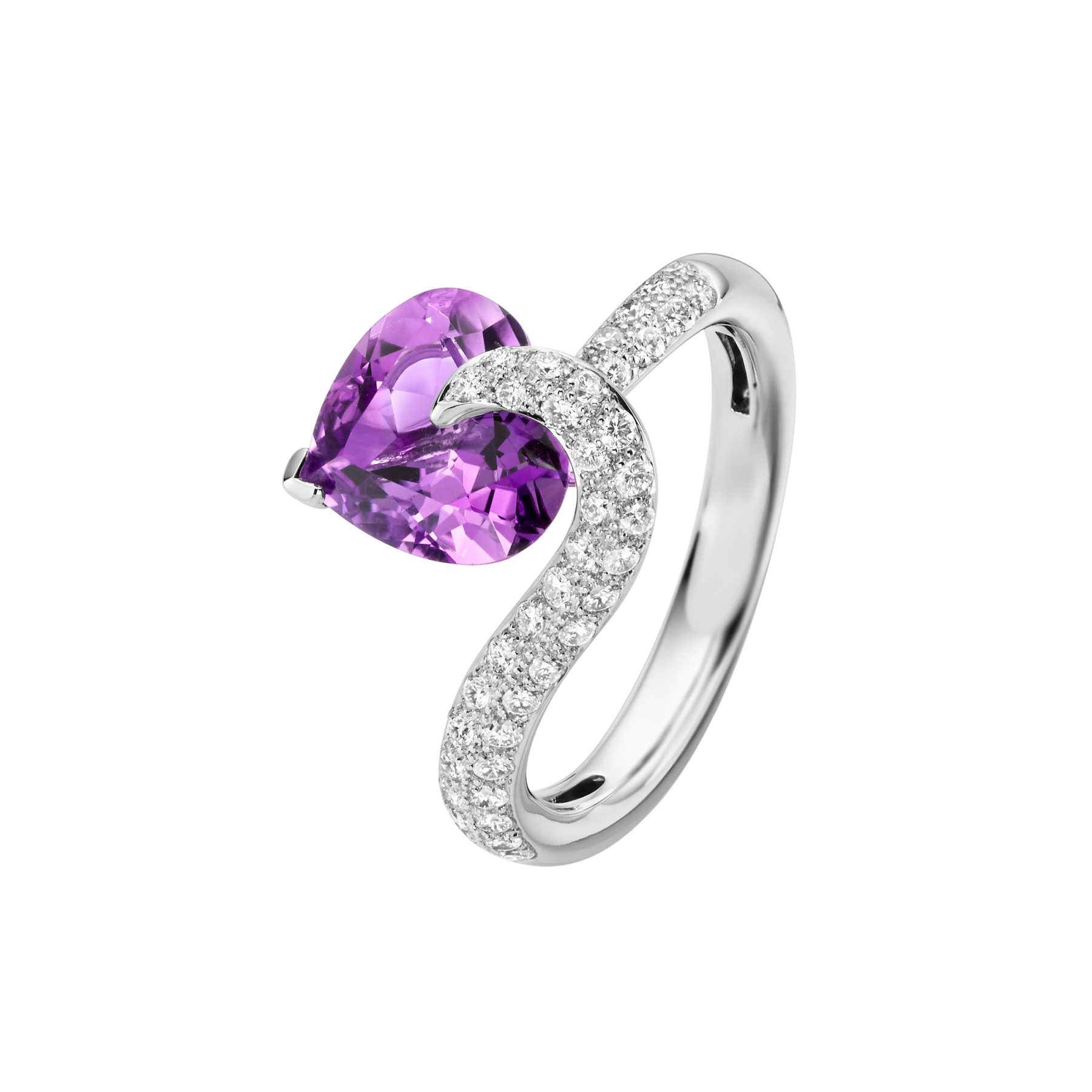 """Amethystherz-Ring """"Colorelle"""""""