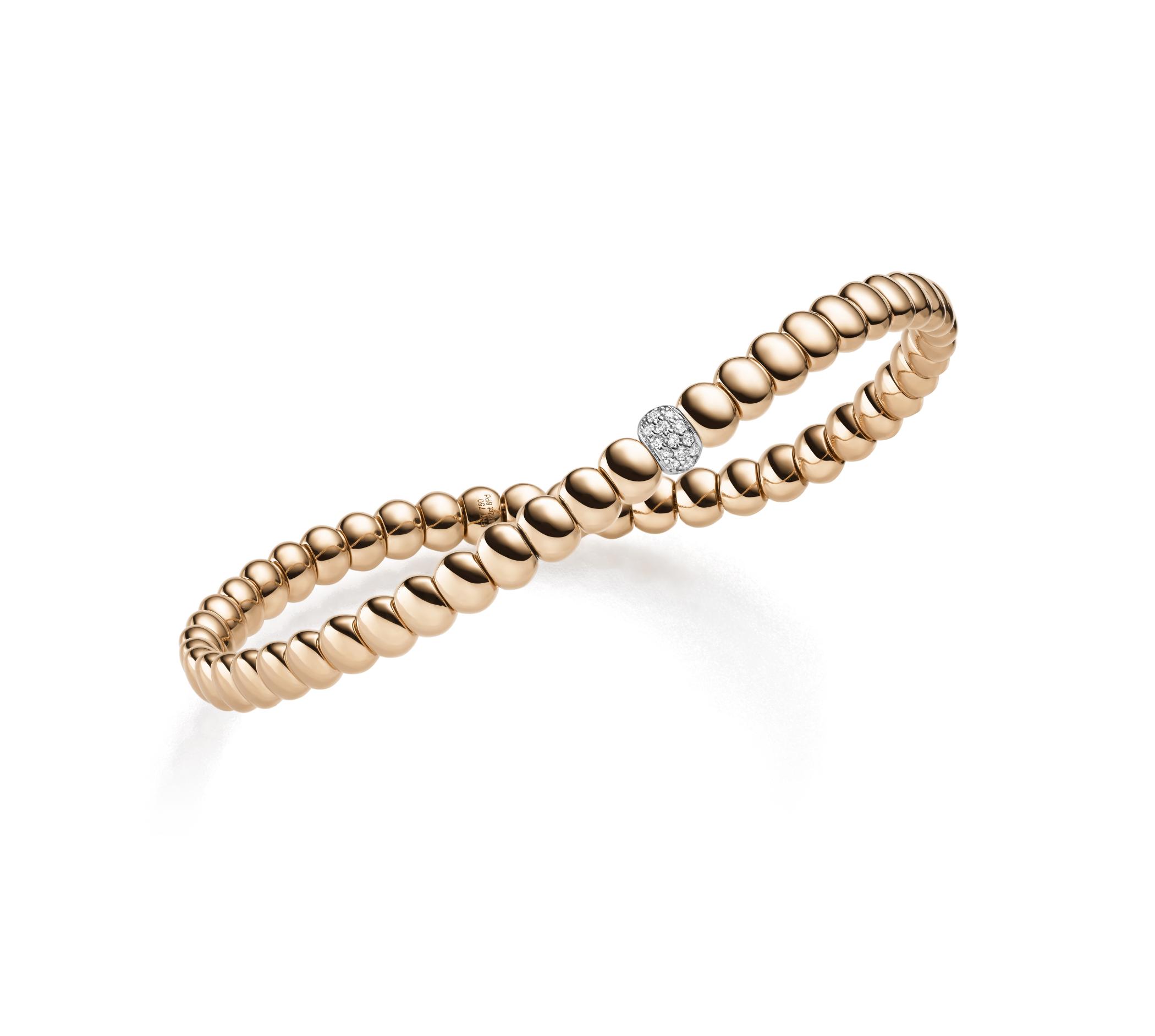 Amora Basic - Elastisches Stretchy Armband