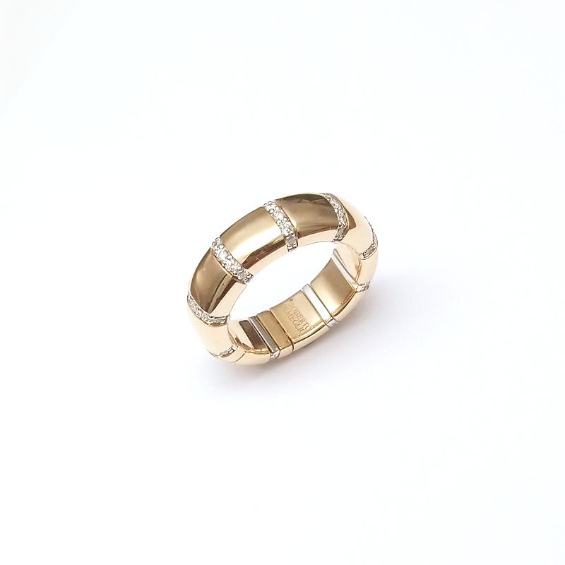 Ring  PURA Oro 750 Roségold
