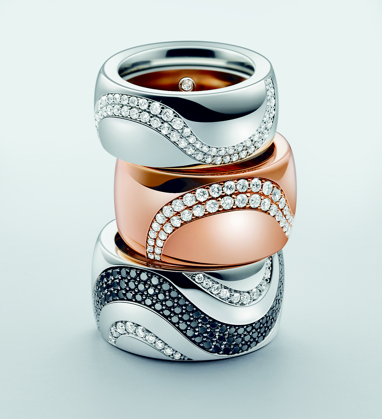 "Ring ""curvy"""