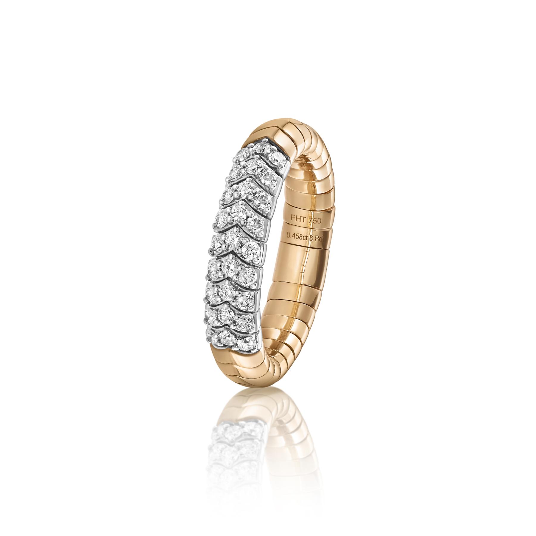 Pure Magic 'Serafin' - Elastischer Ring