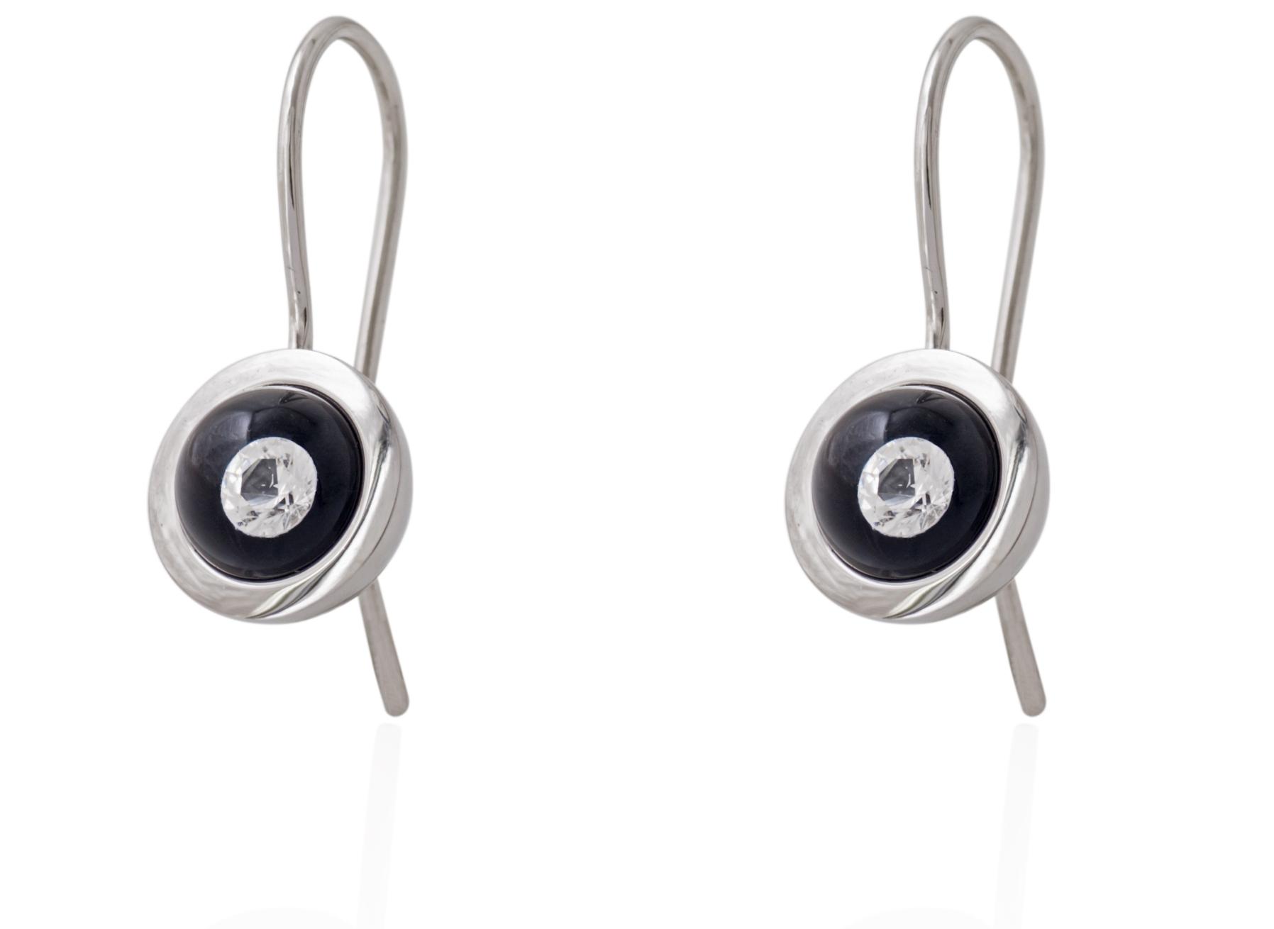 Ohrhänger Glasklar