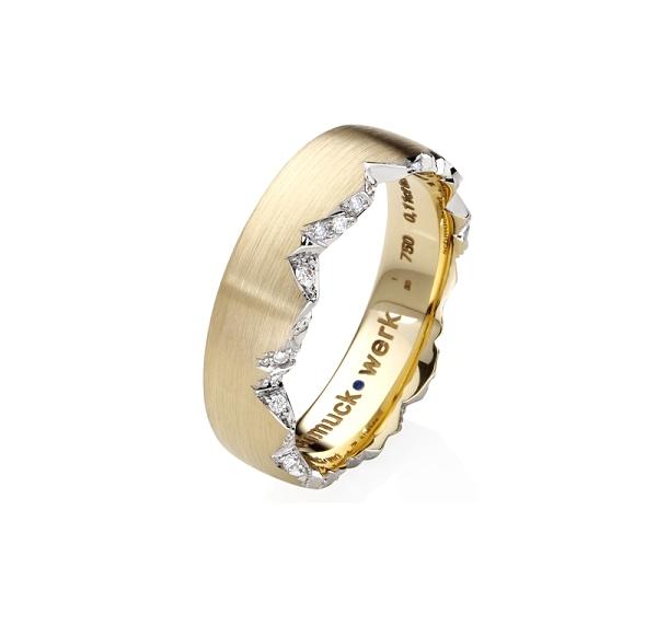 """Sylter """"Rotes Kliff""""- Ring"""